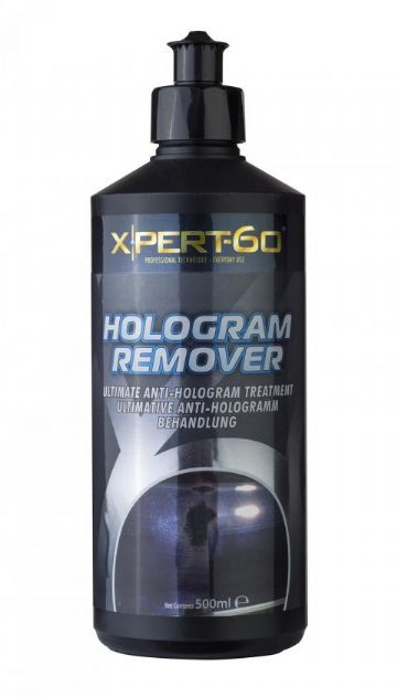 XPERT-60 HOLOGRAM REMOVER, Ultra Fine Compound 500ml